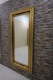 Wandspiegel Klassisch Gold-Schwarz