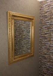 Wandspiegel Antik Gold 91x121 cm - A1 6501